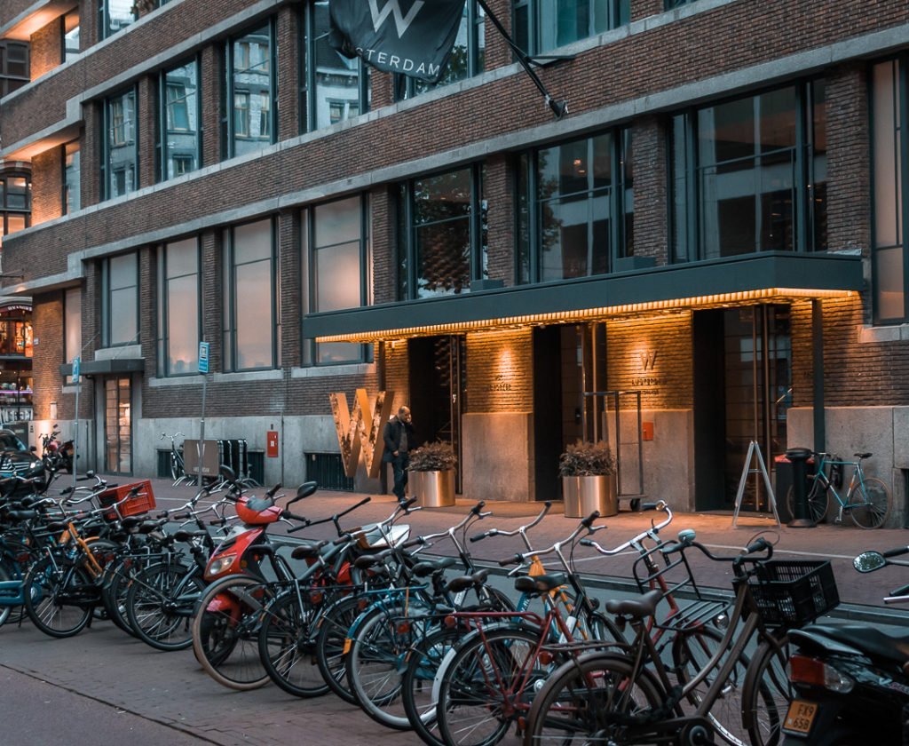 rooftop bar Amsterdam