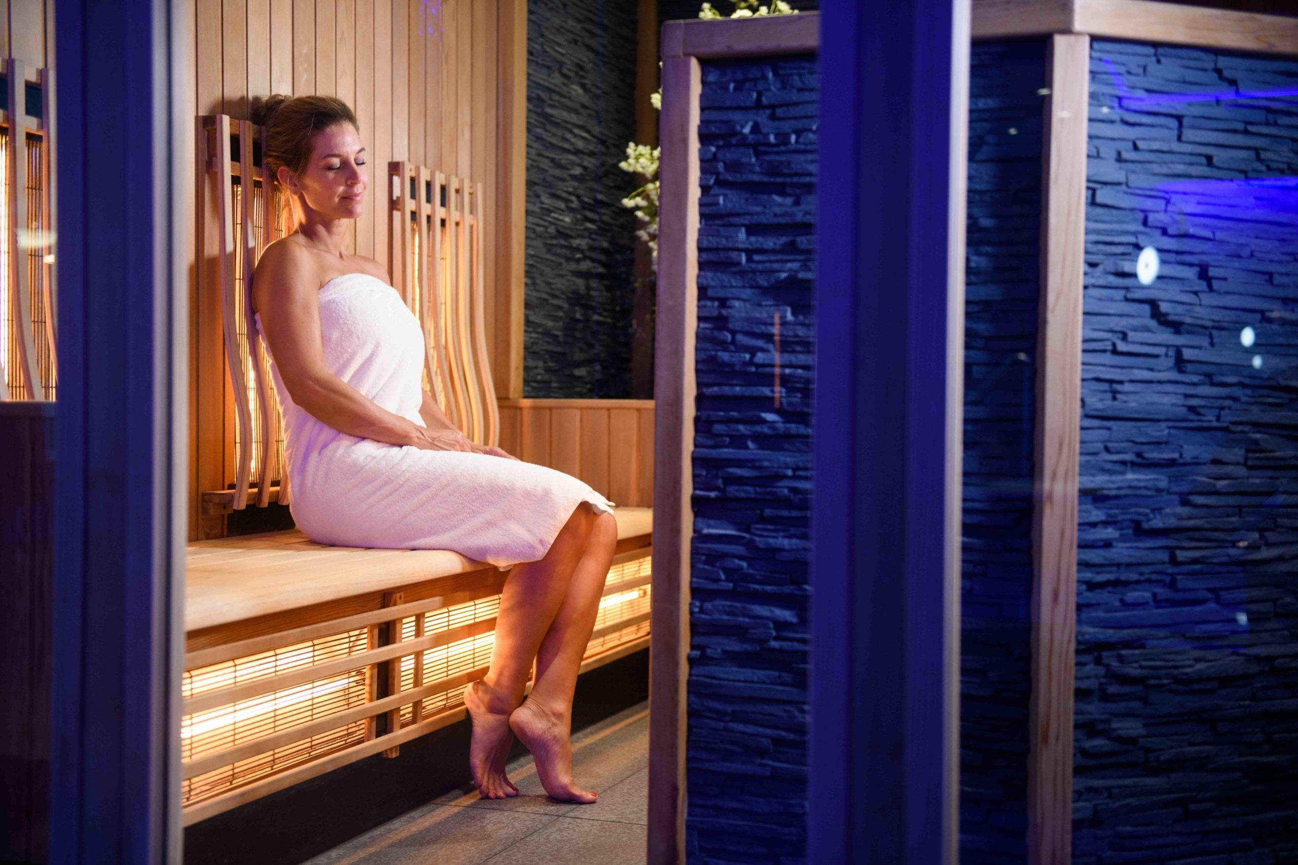 Spa Zuiver sauna