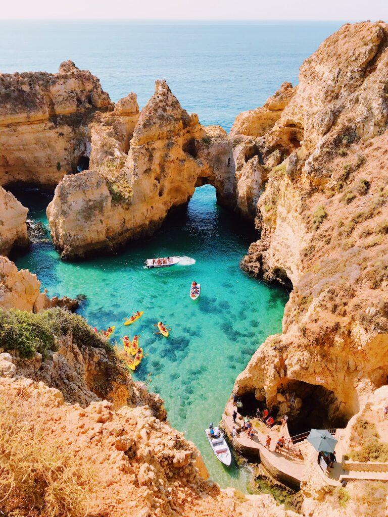 Romantische trip portugal
