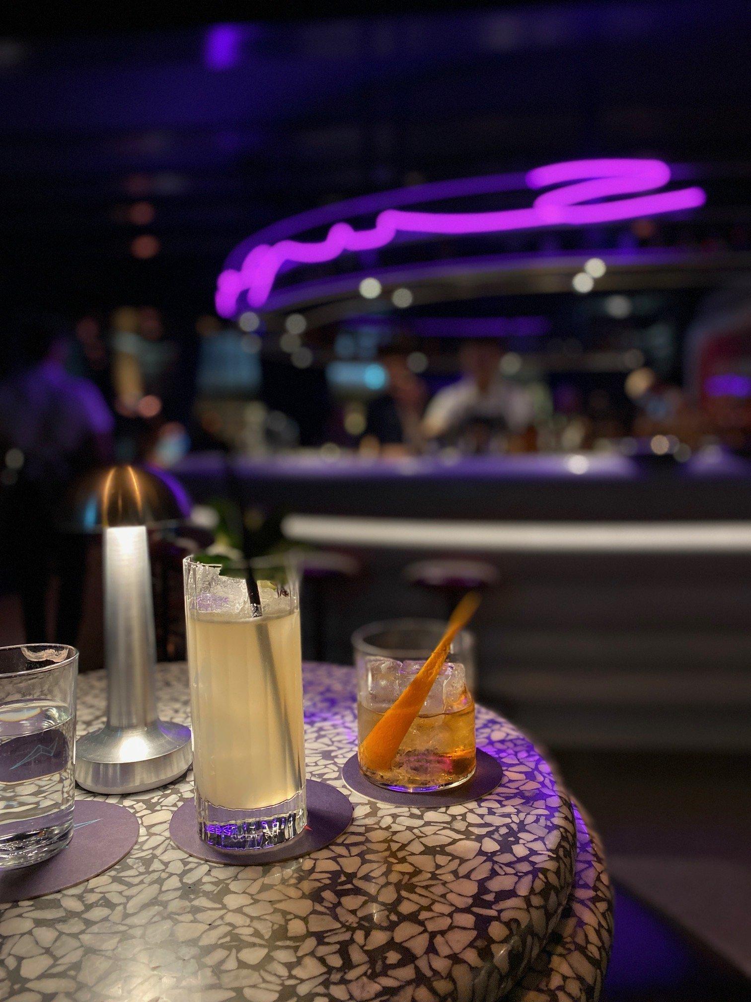 Cocktailbars in de pijp