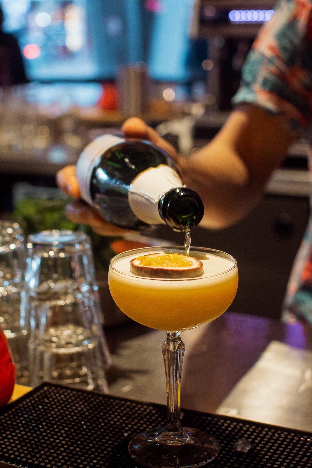 Ter Marsch & Co cocktail