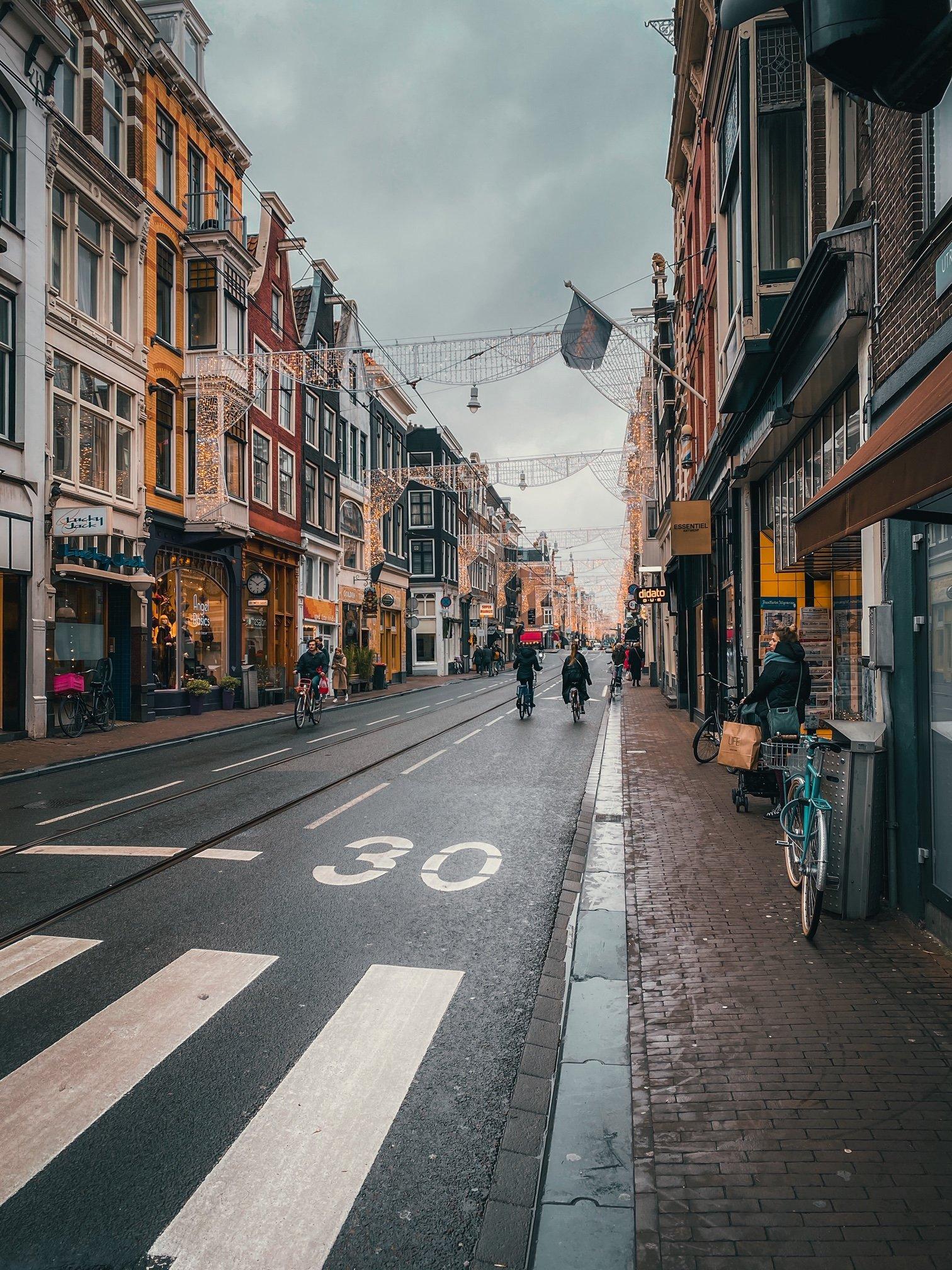 Utrechtsestraat Amsterdam