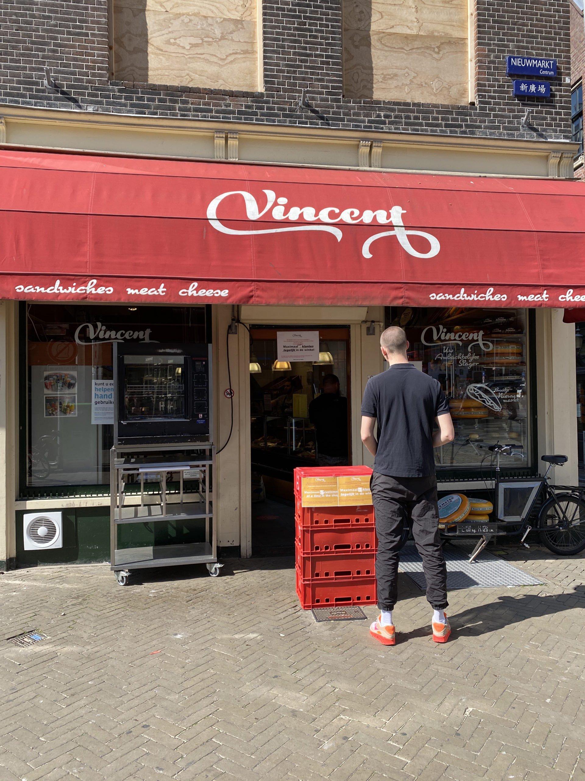 Vincent Nieuwmarkt
